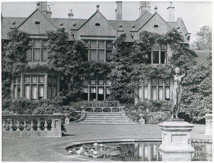 Rainbow Wood House, Widcombe Hill, Bath, Aug 1972