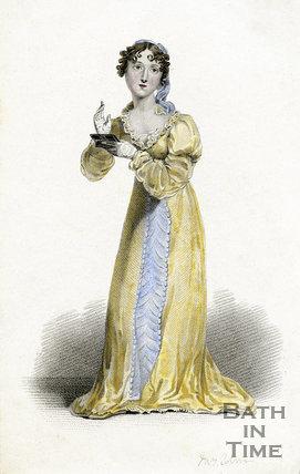 Portrait of the actress Mrs Elizabeth Rebecca Edwin (nee Richards) (1771? - 1854) in costume, c.1804