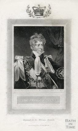 The Prince Regent, George IV pub Jan 1st 1813