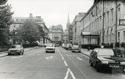 The Francis Hotel, Queen Square, 1987