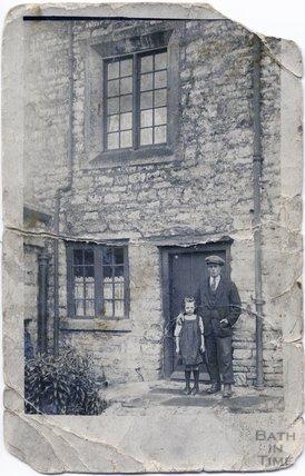 Clyde Buildings, Twerton, c.1930s