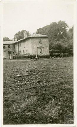 Gays Farm, Newton Road, Twerton c.1945