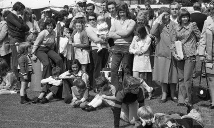 Somervale School, It's a Knockout, 13 July 1974