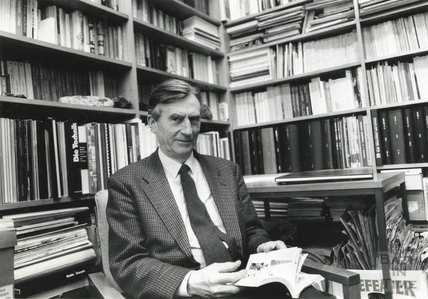 Professor R. Angus Buchanan, 23 October 1991