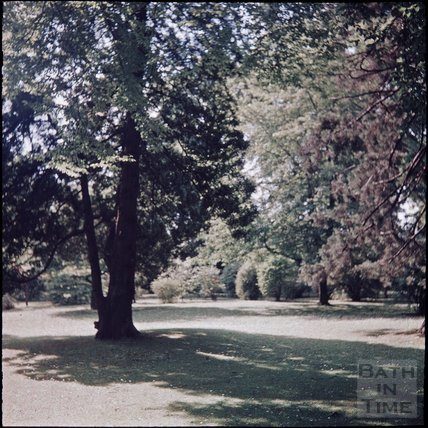 Royal Victoria Park, Bath, 1937?