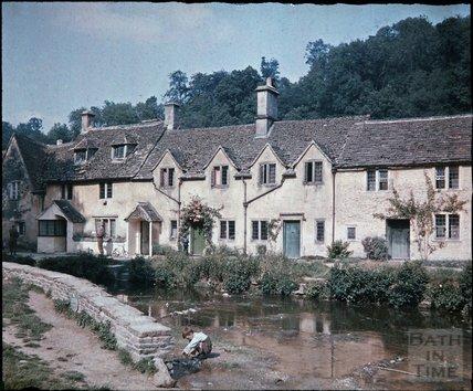 Castle Combe, Wiltshire, 1937