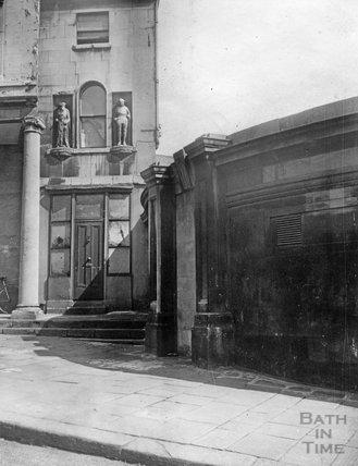 No 8 Bath Street, Bath c.1910