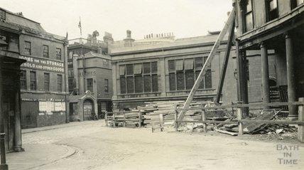 St. Michael's Place, Bath c.1915