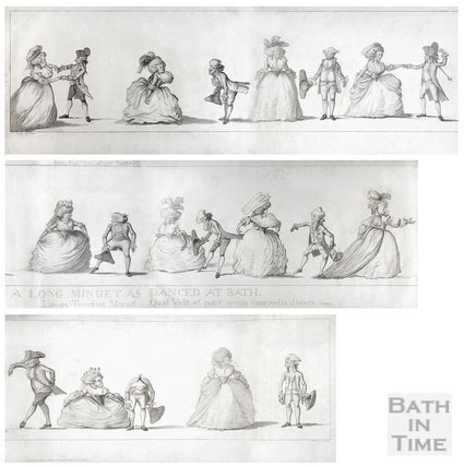 A Long Minuet as Danced at Bath - The full version