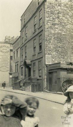 St James Street South, Bath, c.1915