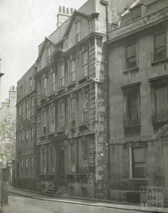 3 St James Street South, Bath, c.1915