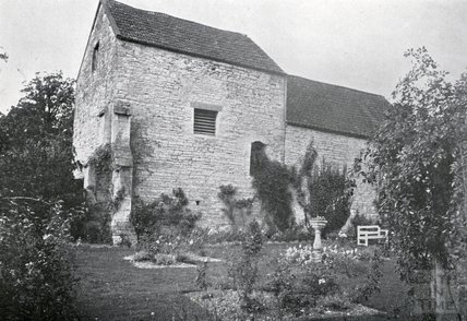 Unidentified ancient building, c.1930s