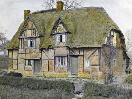 Gilbert's House, Keevil, Wiltshire c.1930