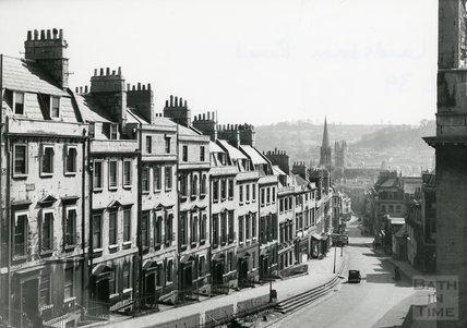 Belmont, Lansdown Road, Bath, c.1930s