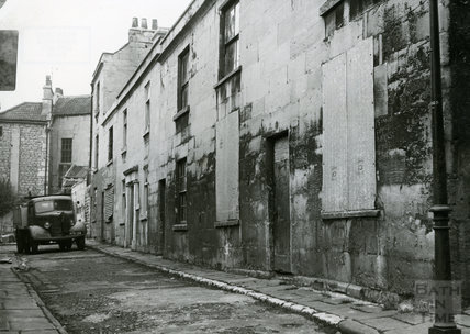 James's Buildings (Clarence Street Area), Walcot, Bath, c.1960s