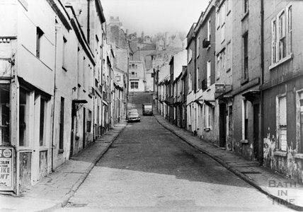 Ballance Street, Bath, c.1963
