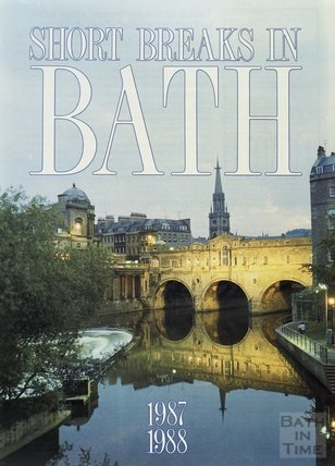 Short Breaks in Bath brochure, 1987
