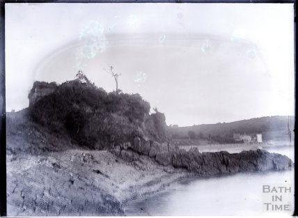 Unidentified coastal inlet, c.1902
