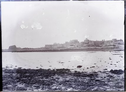 Unidentified coastal port, c.1902