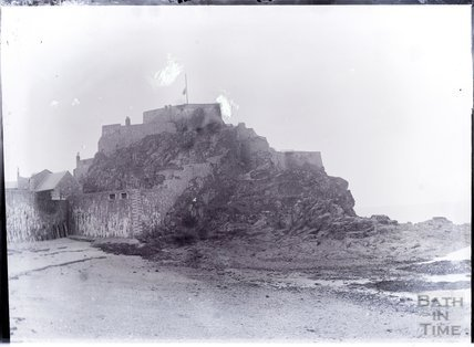 Unidentified coastal fortification, c.1902
