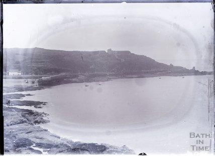 Unidentified coastal harbour, c.1902