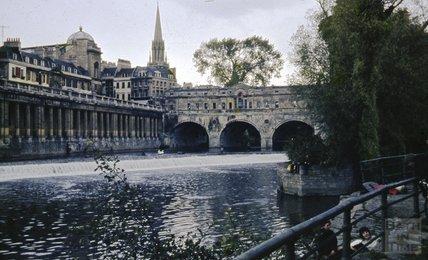 Pulteney Weir, 1963