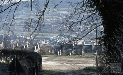Bath from Perfect View, 1970