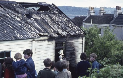 Seymour Hall, Snow Hill, 1970