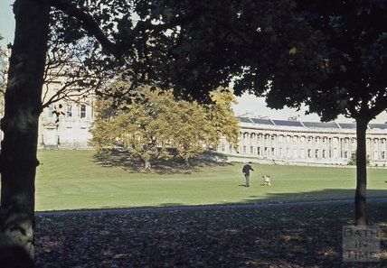 Royal Crescent, 1970