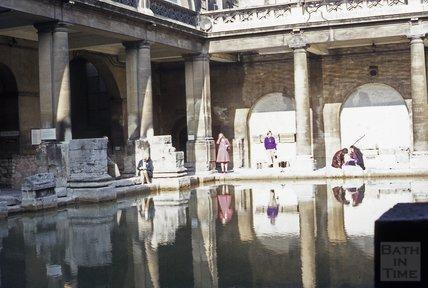 Roman Baths, 1971