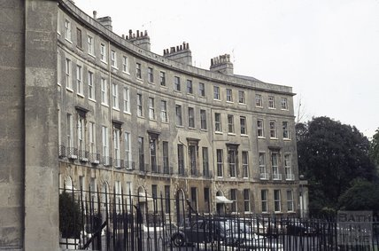 Cavendish Crescent, 1972