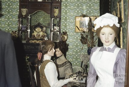 Museum of Costume, Assembly Rooms, 1973