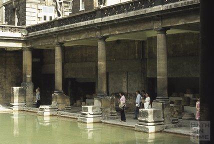 Roman Baths, 1973