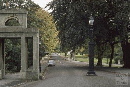 Royal Victoria Park, 1974