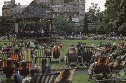 Parade Gardens, 1974