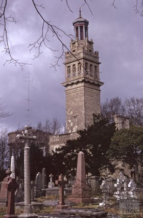 Beckford's Tower, Lansdown, 1975