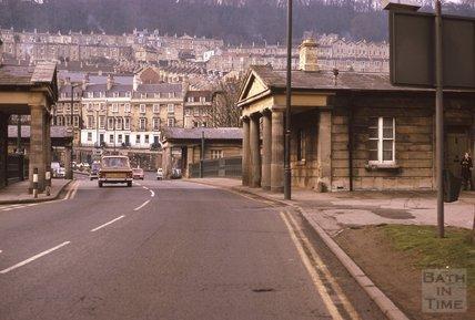 Cleveland Bridge, Bath, 1975