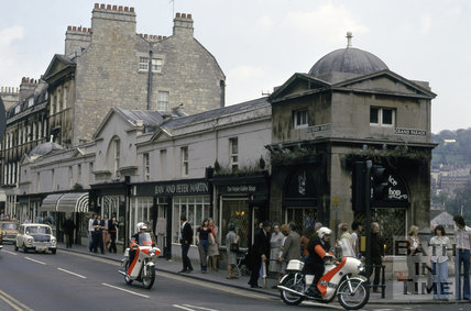 Pulteney Bridge, 1975