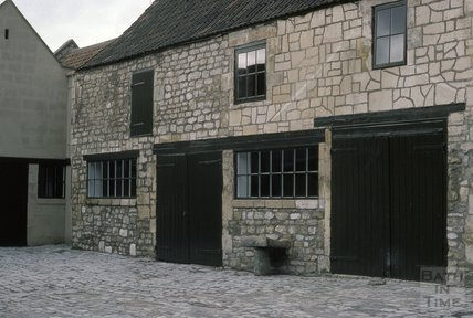 Carriage Museum, Circus Mews, 1976