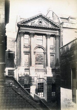 Ralph Allen's Townhouse c.1890