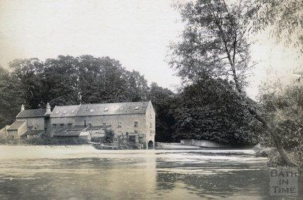Bathampton Mill c.1890