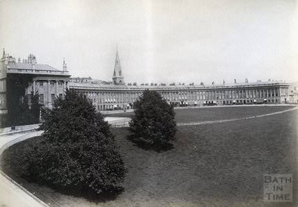 Royal Crescent c.1890