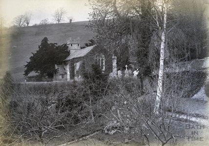 Charlcombe Church, Bath c.1890s