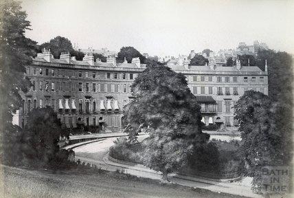 Cavendish Crescent c.1890