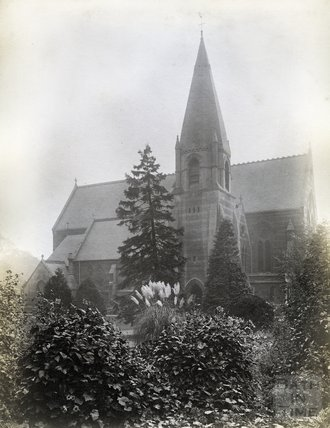 St John's Church, Bathwick, Bath c.1880s - 1890s