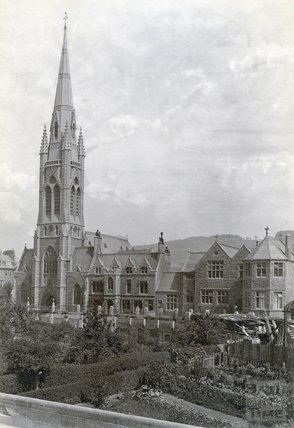 St John's Roman Catholic Church, South Parade, Bath c.1880s - 1890s