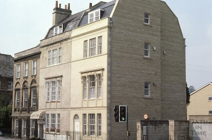 Bathwick Street, Bathwick, Sept 1978