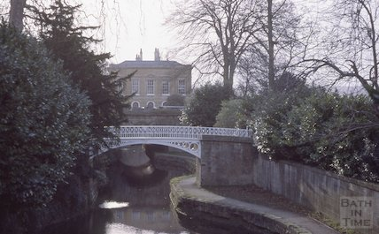Sydney Gardens, Bath December 1978