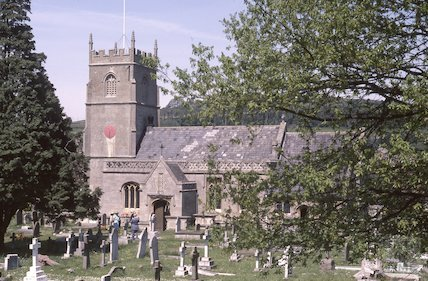St Nicholas' Church, Bathampton, June 1979