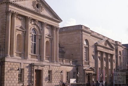 Pump Room, Bath,  June 1979